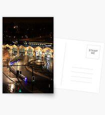 Sheffield Nights 3 Postcards