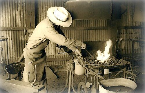 Blacksmith (History) by JTomblinson