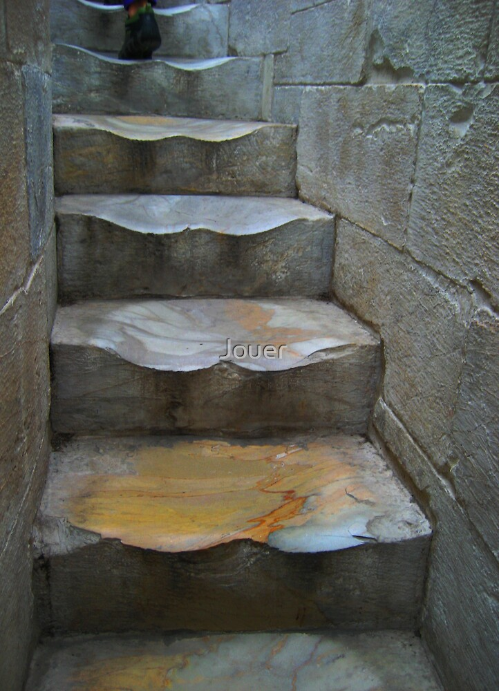 Stairs to heaven by Jouer