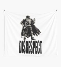 Disrespect Wall Tapestry