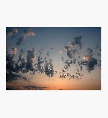 From Dusk Till Dawn #6 Photographic Print