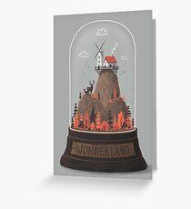 Wonderland Greeting Card