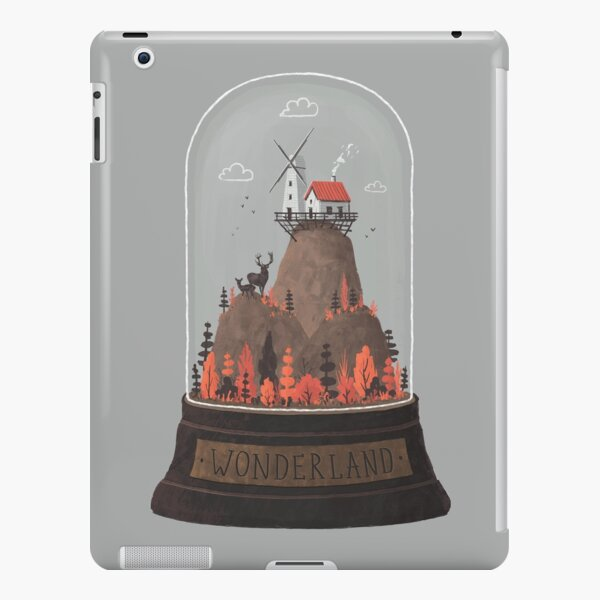 Wonderland iPad Snap Case
