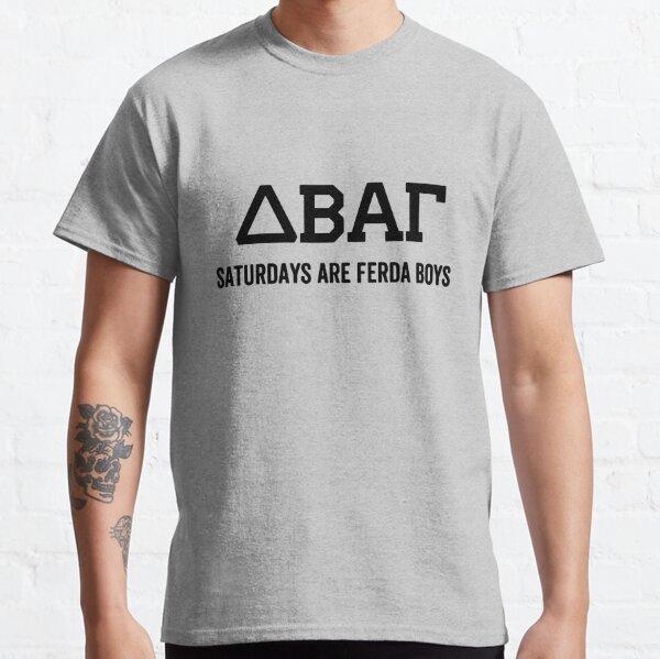 Rush DBAG - DBAG t-shirt Classic T-Shirt