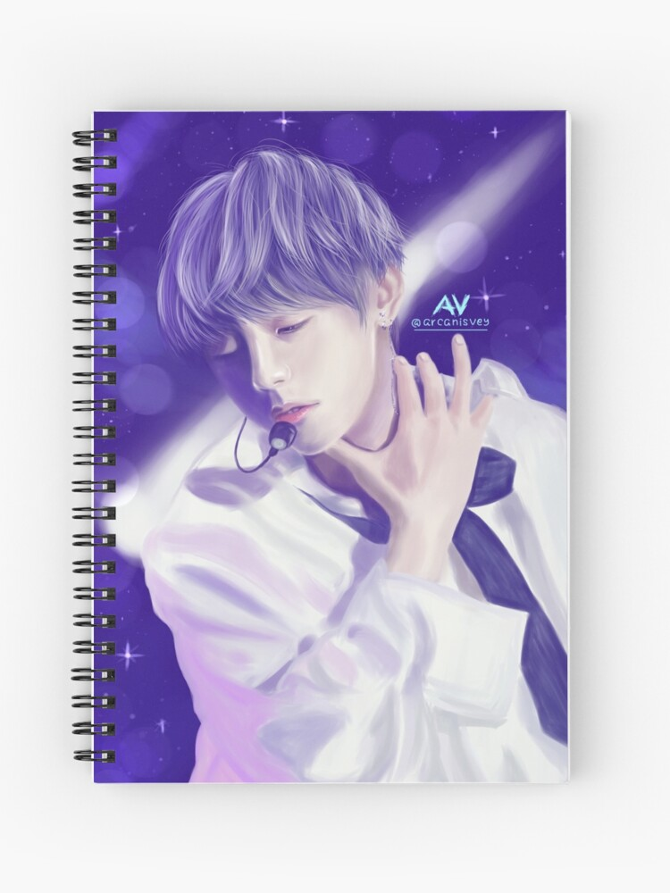 BTS Taehyung - DNA Live Stage | Spiral Notebook