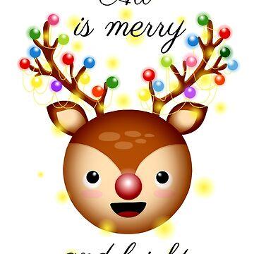 All is Merry & Bright by Tanuwidjaya