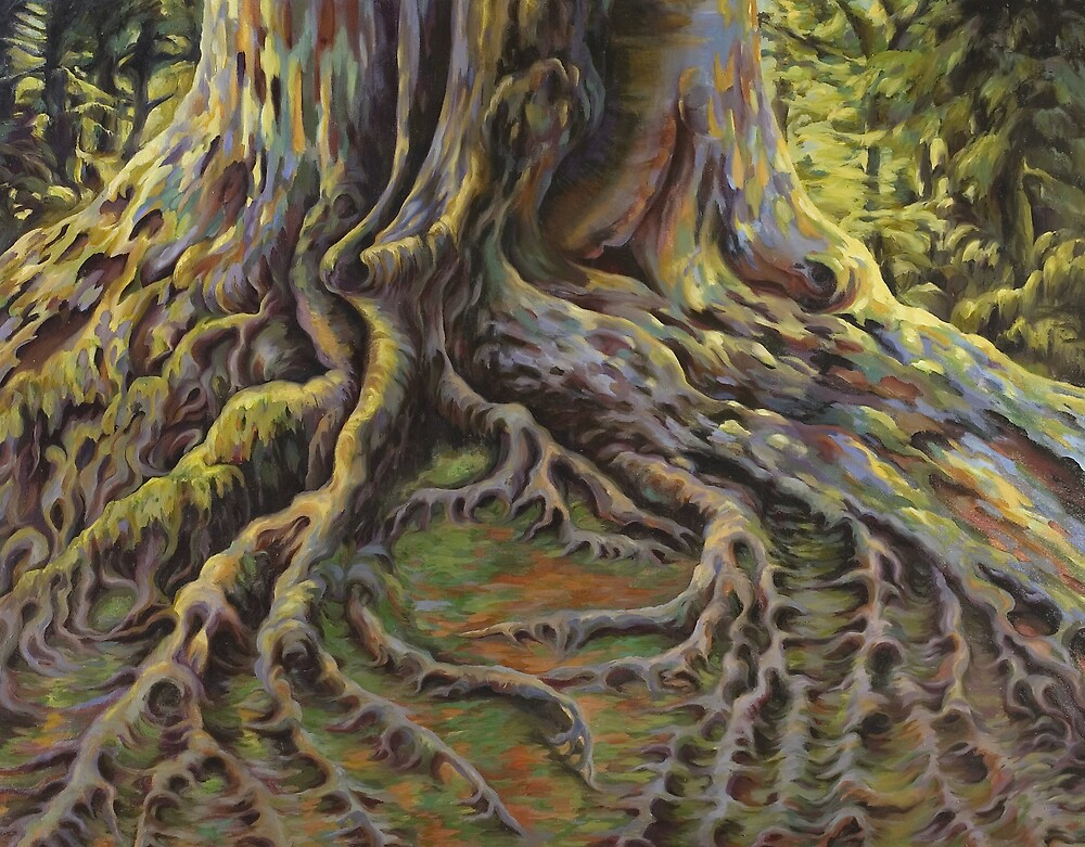 Old Growth by Debra Goldsmith