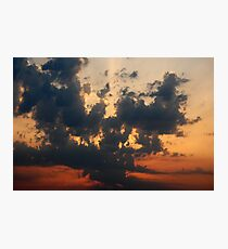 From Dusk Till Dawn #8 Photographic Print