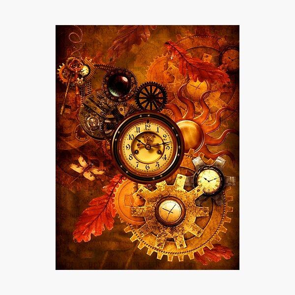 Autumnal Equinox Photographic Print