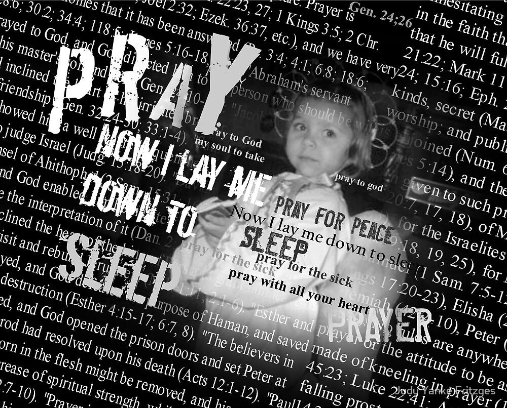 Pray by Judy Yanke Fritzges