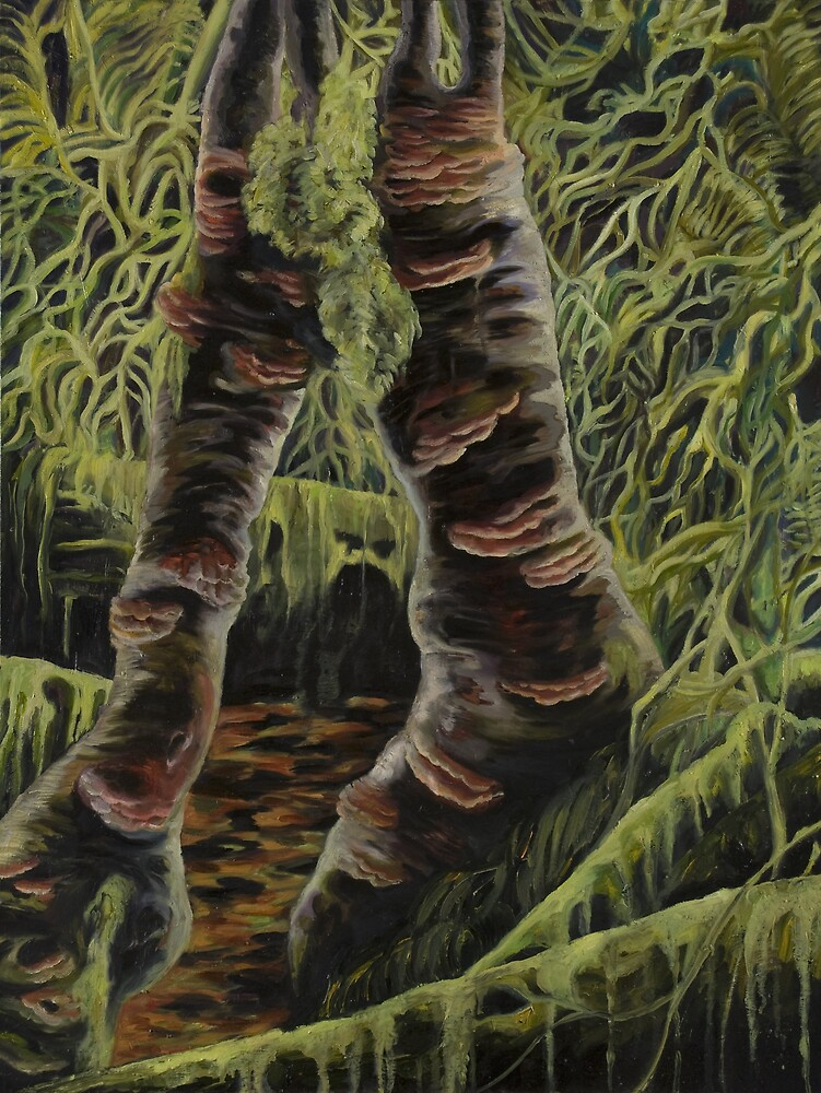 Rainforest  by Debra Goldsmith
