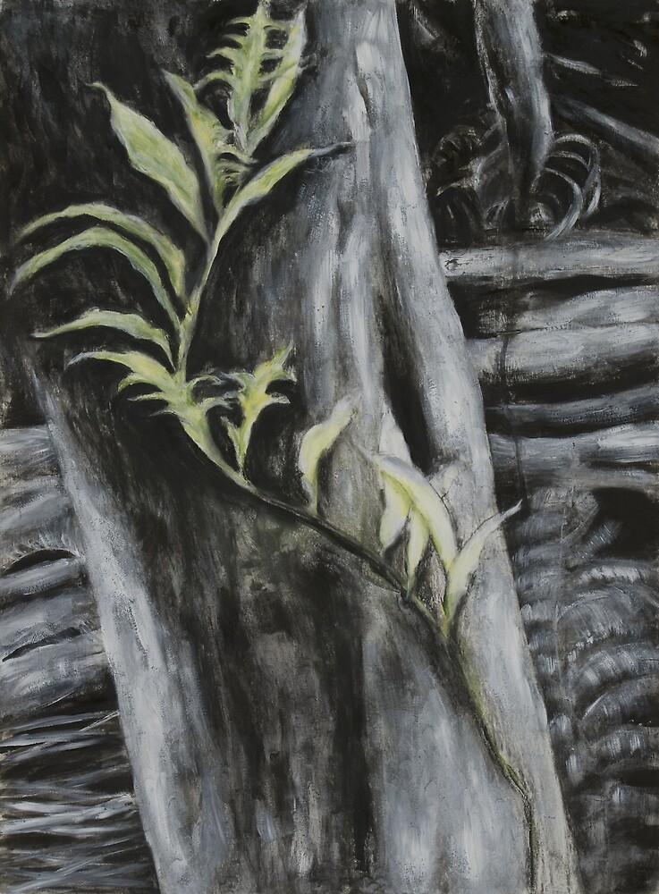 Host tree by Debra Goldsmith