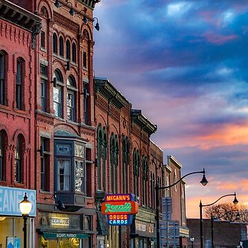Life in a Small Town by KENDALLMcKERNON