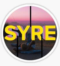 Jaden Smith - Syre Sticker