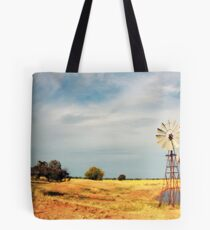 40km from Temora, NSW Tote Bag