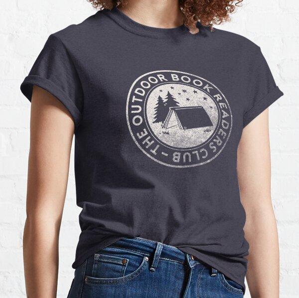Outdoor Book Readers Club logo Classic T-Shirt