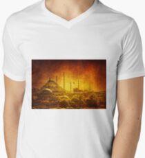 Prophetic Past Men's V-Neck T-Shirt
