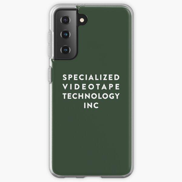 Technologie de vidéocassette spécialisée SVT INC Coque souple Samsung Galaxy