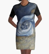 JOVIAN STORM Graphic T-Shirt Dress