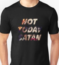 RuPaul's Drag Race - Season 6 - Bianca Del Rio - Not Today Satan Unisex T-Shirt