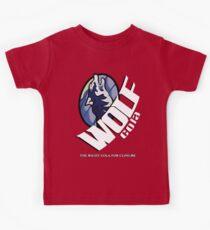 Wolf Cola - original version Kids Clothes