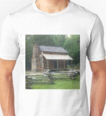 Historic Cabin Unisex T-Shirt