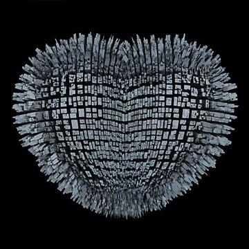 Le coeur si large by FelisTek