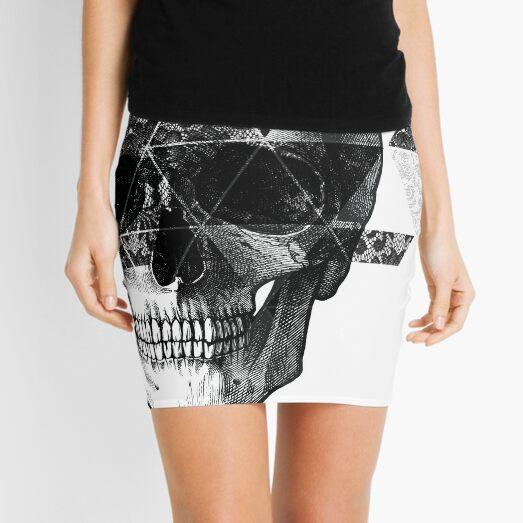 Dias de Los Geomuertos Mini Skirt