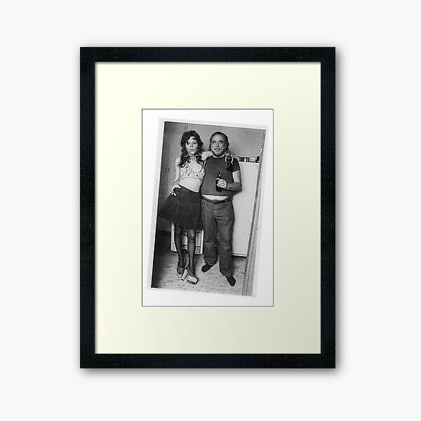 Bukowski & Freund Gerahmter Kunstdruck