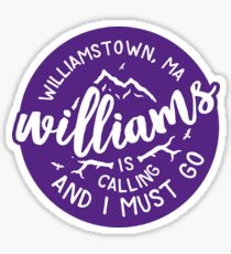 Williams - Style 51 Sticker