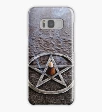 Elements - Fire Earth And Water Samsung Galaxy Case/Skin