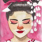 Geisha by ZoeeXiaoArt
