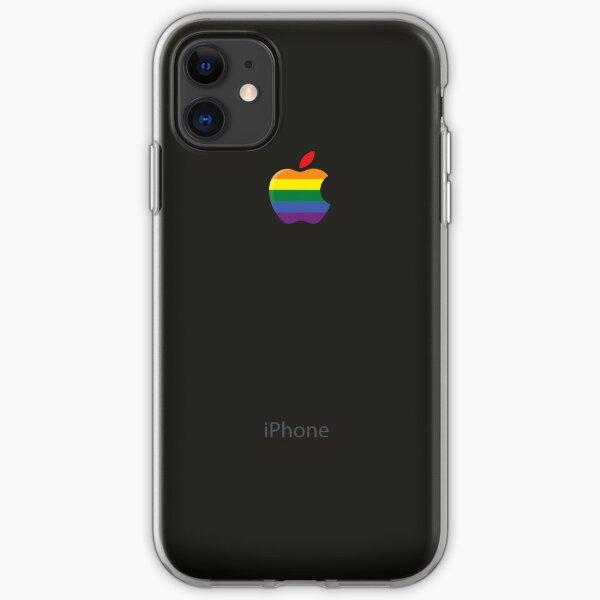 Little rainbow mouse iPhone 11 case
