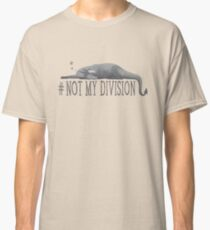 Dragon Greg - Not My Division Fluffy Classic T-Shirt