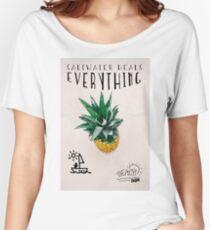 Salt Water Heals Everything Women's Relaxed Fit T-Shirt