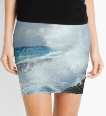 Wall of Water Mini Skirt