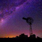 Cosmic Windmill by Penny Kittel