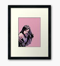 x-23 Framed Print