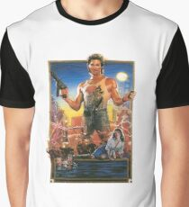 Big Trouble in Little China Graphic T-Shirt