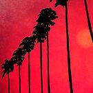 Brad's Palmtrees by Sue McMillan