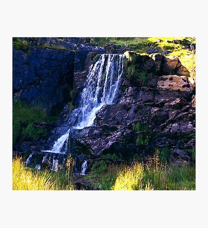Ais Gill Waterfall Photographic Print