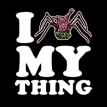 I Love My Thing by CCCDesign