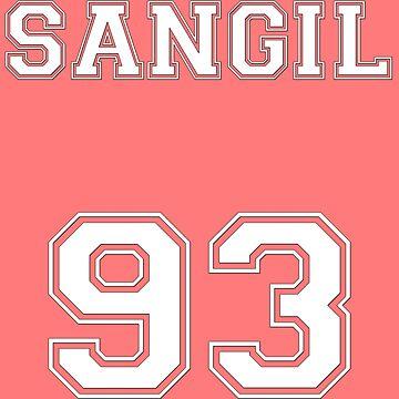 Sangil 93 Varsity by renkim28