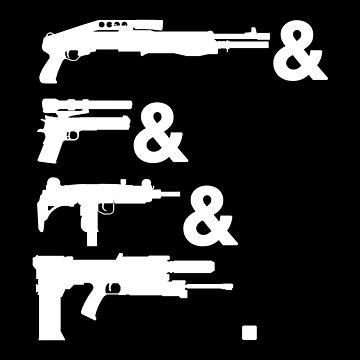 Terminator Gun Shop Tribute by CCCDesign