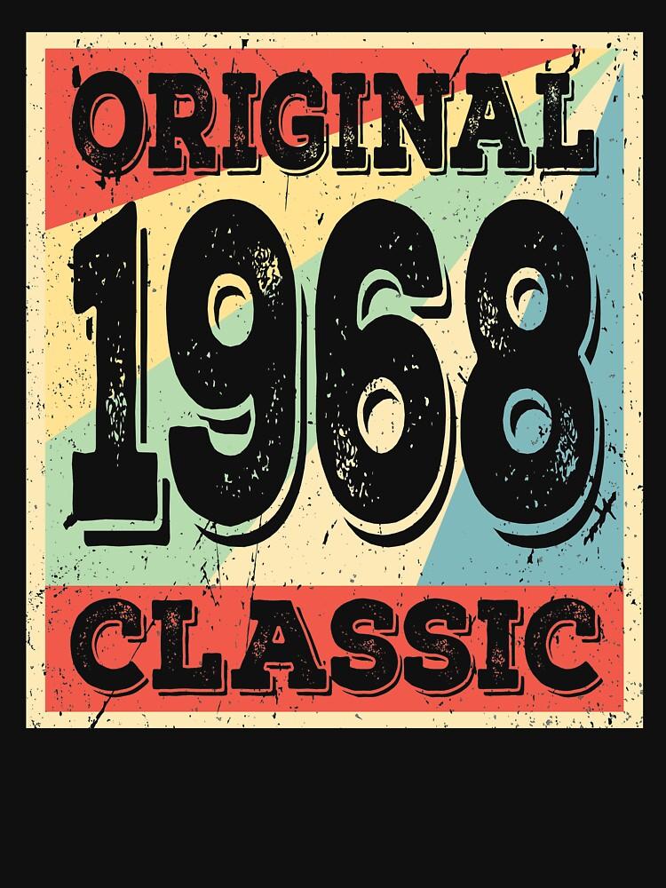 Original 1968 Classic Birthday Gift by prosperousjewel