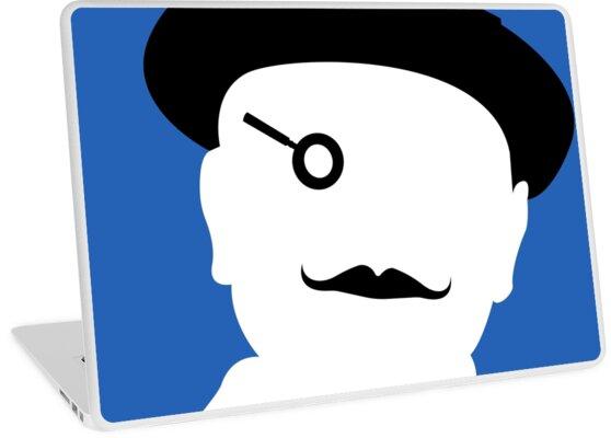Hercule Poirot von ArtsyOleander