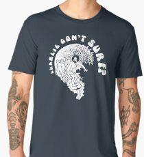 Charles Dont Surf At The Prison Men's Premium T-Shirt