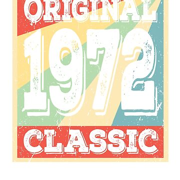 Original 1972 Classic Birthday Gift by prosperousjewel