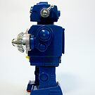 Robot Art by Bob Frassinetti