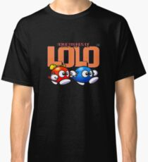 Adventures Of LOLO Classic T-Shirt